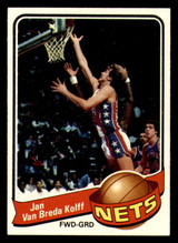1979-80 Topps #123 Jan Van Breda Kolff Near Mint