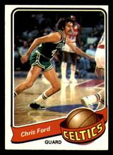 1979-80 Topps #124 Chris Ford Near Mint