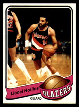 1979-80 Topps #129 Lionel Hollins Near Mint