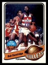 1979-80 Topps #130 Bob Dandridge Ex-Mint  ID: 307032