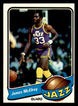 1979-80 Topps #131 James McElroy Near Mint