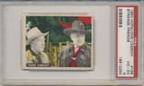 1950 TOPPS HOPALONG CASSIDY #188 STRANGER FRIENDS ...PSA 4 VG-EX  #*