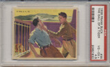 1938 FRANK BUCK #35 THE GALL OF A TIGER PSA 4.5 VG-EX+  #*