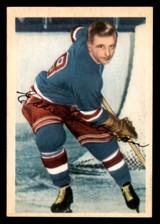 1953-54 Parkhurst #61 Ed Kullman Ex-Mint