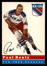 1954-55 Topps #15 Paul Ronty VG-EX