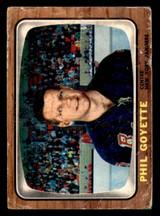 1966-67 Topps #28 Phil Goyette Poor