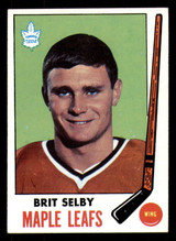 1969-70 Topps #48 Brit Selby Very Good