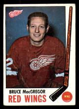 1969-70 Topps #63 Bruce MacGregor G-VG