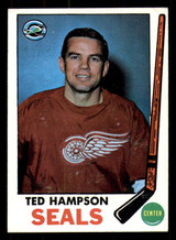 1969-70 Topps #86 Ted Hampson Excellent+