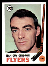 1969-70 Topps #96 Jean-Guy Gendron Ex-Mint