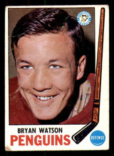 1969-70 Topps #112 Bryan Watson G-VG