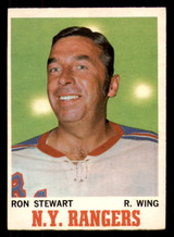 1970-71 O-Pee-Chee #64 Ron Stewart Excellent+ OPC