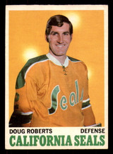 1970-71 O-Pee-Chee #71 Doug Roberts Excellent+ OPC