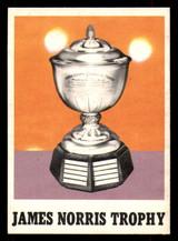 1970-71 O-Pee-Chee #257 James Norris Trophy Near Mint OPC