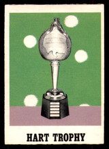 1970-71 O-Pee-Chee #261 Hart Trophy Excellent+ OPC