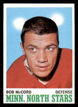 1970-71 Topps #41 Bob McCord Very Good