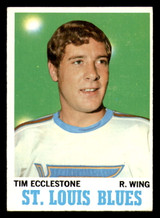 1970-71 Topps #102 Tim Ecclestone Excellent+  ID: 308100