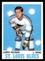 1970-71 Topps #104 Larry Keenan Near Mint+  ID: 308102