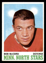 1970-71 Topps #41 Bob McCord Excellent+