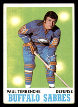 1970-71 Topps #123 Paul Terbenche Excellent+