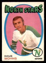 1971-72 O-Pee-Chee #242 Doug Mohns Excellent OPC