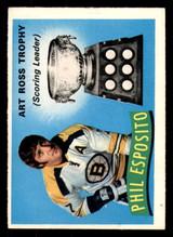 1971-72 O-Pee-Chee #247 Phil Esposito TR Very Good OPC