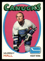1971-72 Topps #109 Murray Hall Excellent+  ID: 308325