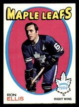 1971-72 Topps #113 Ron Ellis Near Mint