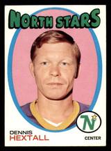1971-72 Topps #128 Dennis Hextall Excellent+