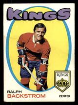 1971-72 Topps #108 Ralph Backstrom Very Good