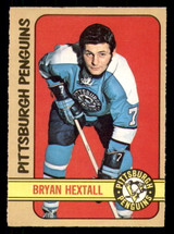 1972-73 O-Pee-Chee #174 Bryan Hextall Excellent+ OPC