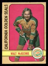 1972-73 O-Pee-Chee #192 Walt McKechnie Very Good OPC