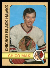1972-73 O-Pee-Chee #198 Chico Maki Ex-Mint OPC