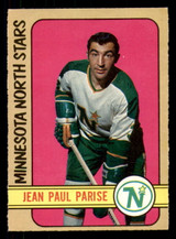 1972-73 O-Pee-Chee #199 J.P. Parise Ex-Mint OPC
