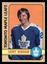 1972-73 O-Pee-Chee #207 Garry Monahan Ex-Mint OPC