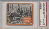 1933 World War Gum R174 #86 Gernade Attack PSA 8 NM-MT  #*