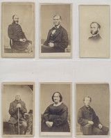1880's Pictures Of Family Members Lot 11, Very Interesting   #*