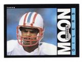 1985 Topps #251 Warren Moon Near Mint RC Rookie