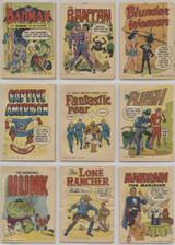 """1967 Topps Krazy Little Comics """"TEST""""14/16  #*"""