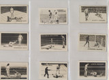 1923 The Rocket (Periodical) Famous Knock-Out Set 11  #*