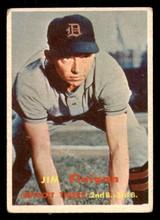 1957 Topps #248 Jim Finigan Good
