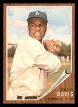 1962 Topps #358 Tommy Davis Ex-Mint  ID: 308865
