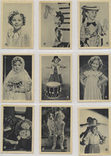 1930s Italy Little Colonel 20th Century Fox B&W Photos Shirley Temple Ex-Mt (Lot of 16)  #*