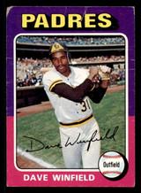1975 Topps #61 Dave Winfield Good