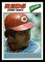 1977 Topps #70 Johnny Bench G-VG