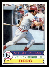 1979 Topps #200 Johnny Bench DP Ex-Mint  ID: 309255