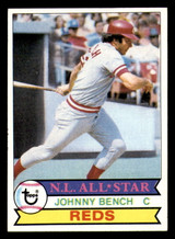 1979 Topps #200 Johnny Bench DP Ex-Mint  ID: 309256