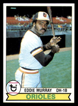 1979 Topps #640 Eddie Murray Near Mint+  ID: 309258
