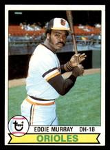 1979 Topps #640 Eddie Murray Ex-Mint  ID: 309260