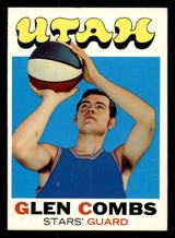 1971-72 Topps #215 Glen Combs Ex-Mint  ID: 309614